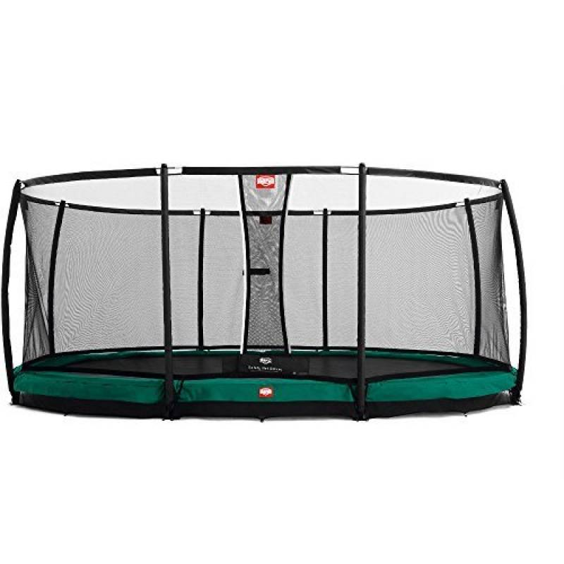 Trampoline BERG InGround Champion Oval + Safety Net Grand Champion 515x365cm de la marque BERG TOP 10 image 0 produit
