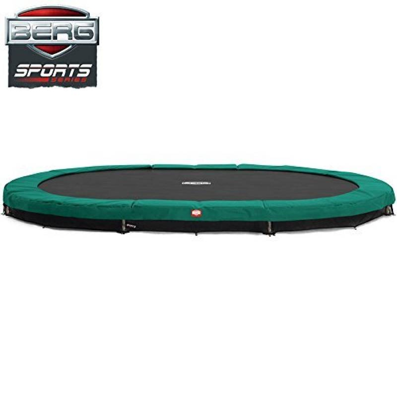 Trampoline BERG InGround Grand Champion Oval 515x365cm de la marque BERG TOP 6 image 0 produit